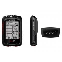 Compteur GPS BRYTON AERO 60 H - Avec Capteur de Fréquence Cardiaque