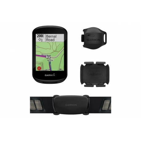 GARMIN Edge 830 pack performance - Compteur GPS Cycle