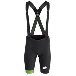 ASSOS Equipe RS Bib Shorts S9 - Data Green - Cuissard Cycliste Homme