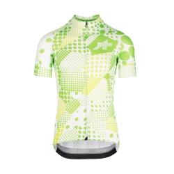 Maillot manches courtes Homme ASSOS ERLKOENIG Short Sleeve Jersey - Green