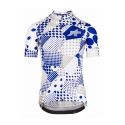 Maillot manches courtes Homme ASSOS ERLKOENIG Short Sleeve Jersey - Blue