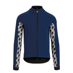 Veste hIVER ASSOS MILLE GT JACKET ULTRAZ WINTER -caleum Blue