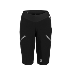 Cuissard Femme ASSOS TRAIL Women's Cargo Shorts - Black Series