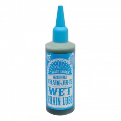 JUICE LUBES WET - Lubrifiant pour chaines 130ml - Conditions humides