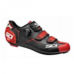 Sidi ALBA Black Red - Paire de Chaussures velo route