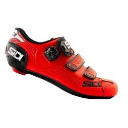 Sidi ALBA Red - Paire de Chaussures velo route