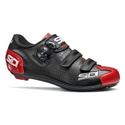 Sidi ALBA 2 Black Red - Paire de Chaussures velo route