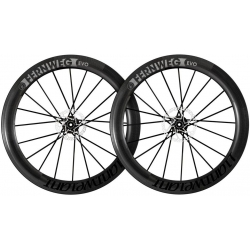 Paire roues Lightweight FERNWEG EVO 63 DISC SCHWARZ Edition Tubeless - NEW 2020