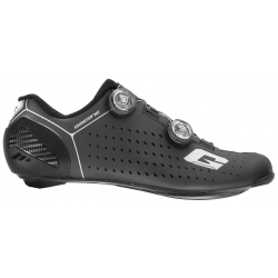 GAERNE G Stilo Carbon Black 2020 - Chaussures velo route Noir