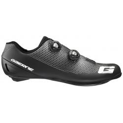 GAERNE G Chrono Carbon Black White 2020 - Paire de Chaussures velo route Noir Blanc