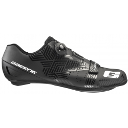 Gaerne G VOLATA Carbon Black 2020 - Chaussures velo route Noir