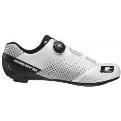 GAERNE G Tornado Carbon White 2020 - Paire de Chaussures velo route Blanc