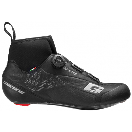 GAERNE G ICE STORM Road Gore Tex Black 2020 - Paire de Chaussures velo route protection grand froid