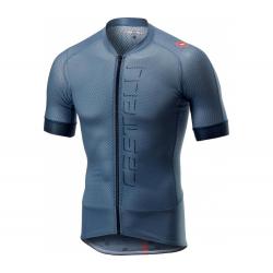 Maillot CASTELLI Climber's 2.0 Jersey Men's Bleu Steel