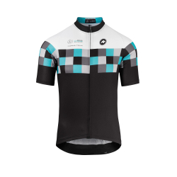 Maillot ASSOS Campionissimo SS Worksteam Jersey evo 8 Lady