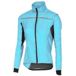Veste pluie Homme CASTELLI Superleggera Men's Jacket Bleu Sky