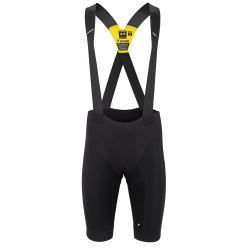 ASSOS EQUIPE RS Spring Fall Bib Shorts S9 Black Series - Cuissard Cycliste Homme - NEW 2020