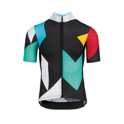 Maillot manches courtes Homme ASSOS FASTLANE Rock SS Jersey Booster - NEW 2020