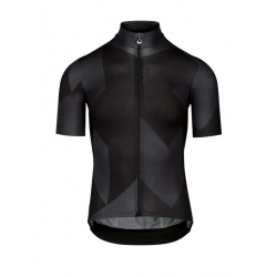 Maillot manches courtes Homme ASSOS FASTLANE Rock SS Jersey Black Series - NEW 2020