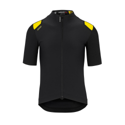 Maillot manches courtes Homme ASSOS EQUIPE RS Spring Fall Aero SS Jersey Black Series - NEW 2020