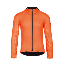 Maillot manches longues Homme été ASSOS MILLE GT Summer LS JERSEY - Lolly Red - NEW 2020