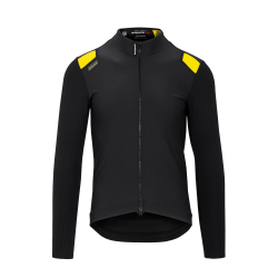 Veste Printemps - Automne ASSOS EQUIPE RS Spring Fall Jacket Black Series - NEW 2020