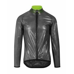 Veste pluie Coupe vent ASSOS MILLE GT Clima Jacket EVO Visibility Green - NEW 2020