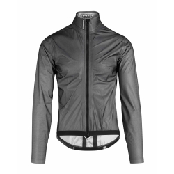 Veste Pluie ASSOS EQUIPE RS Schlosshund Rain Jacket EVO Black Series - NEW 2020