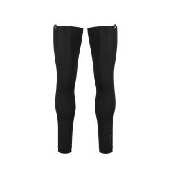 Jambière ASSOS ASSOSOIRES Leg Foil Black Series - NEW 2020