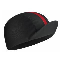 Casquette ASSOS EQUIPE RS Cap Prof Black - NEW 2020