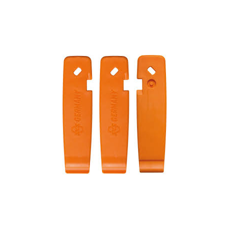 Kit 2 demontes pneus orange SKS