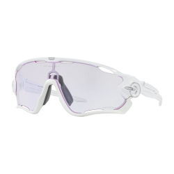 OAKLEY JAWBREAKER Polished White Prizm Low Loght OO9290-3231