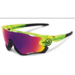 OAKLEY JAWBREAKER Prizm Road Green Black