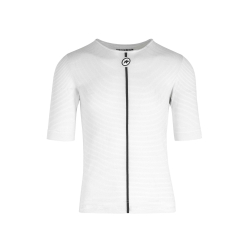 Sous vetement manches courtes ASSOS Summer SS Skin Layer Holy White - NEW 2020