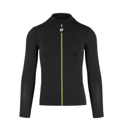Sous vetement manches longues ASSOS Spring Fall LS Skin Layer Black Series