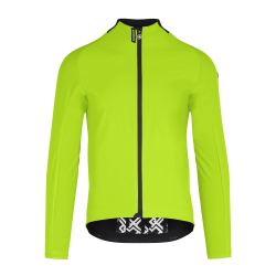 Veste Hiver ASSOS MILLE GT ULTRAZ Winter Jacket EVO Visibility Green - NEW 2020