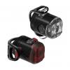 LEZYNE FEMTO USB Paire - Kit eclairage avant et arriere
