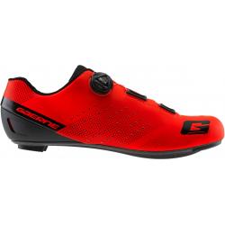 GAERNE G Tornado Matt Red 2021 - Paire de Chaussures velo route