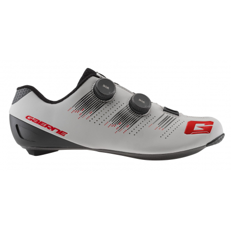 GAERNE G Chrono Carbon Matt Grey 2021 - Paire de Chaussures velo route Noir