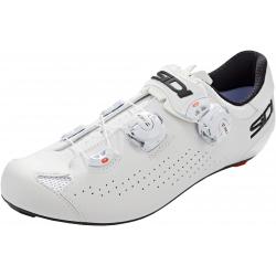 Sidi GENIUS 10 White - Paire de Chaussures velo route