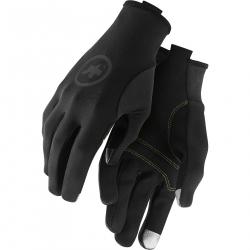 Gants Automne / Hiver ASSOS Spring Fall Gloves Black Series