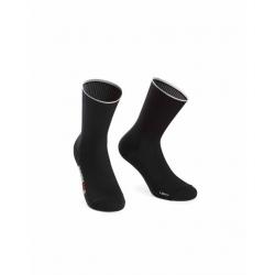 Socquettes ASSOS RSR SOCKS - blackSeries