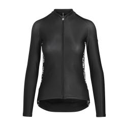 Maillot manches longues Femme ASSOS UMA GT Spring Fall LS Jersey Black Series