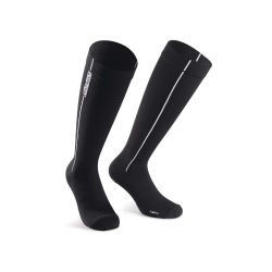 Socquettes ASSOS ASSOSOIRES Recovery Socks Black Series - NEW 2020