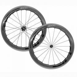 Zipp 454 NSW Carbon Boyaux et Freins Classiques 2020 - Paire de roues boyaux et freins à dsique