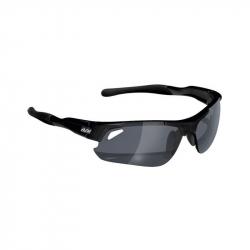 Lunettes AZR Speed - Noire Mate - Gris Miroir - 3262