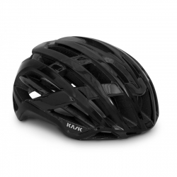 KASK VALEGRO Black - Casque de route