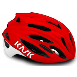 Kask Rapido Red - Casque Route