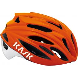 Kask Rapido Orange - Casque Route