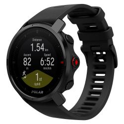 POLAR GRIT X NOIR - Montre GPS Running